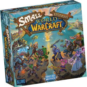 Jeu de stratégie Asmodee Smallworld World of warcraft