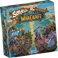 Jeu de stratégie Asmodee Smallworld World of warcraft