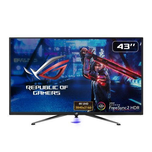 Ecran Gaming ASUS ROG Strix XG438Q 43 4K WLED Noir