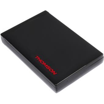 disque dur externe thomson primo 25 120 go noir. Black Bedroom Furniture Sets. Home Design Ideas
