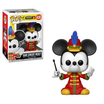 Figurine Funko Pop Mickey'S 90Th Band Concert