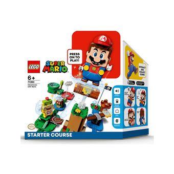 LEGO® Super Mario™ 71360 Pack de démarrage Les Aventures de Mario Jeu de construction