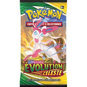 Booster de 10 cartes Pokémon Epée et Bouclier 07