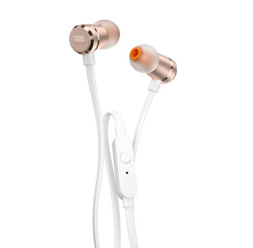 Ecouteurs intra-auriculaires JBL T290 Or Rose