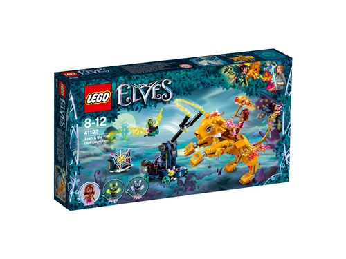 LEGO® Elves 41192 Azari et la capture du lion de feu