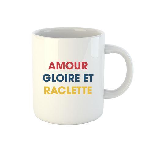 Tasse Kapsul Amour gloire et raclette