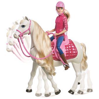 poupe barbie et son cheval de rve poupe achat prix fnac - Barbie Cheval