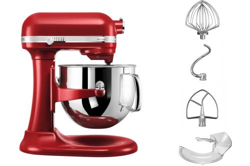 Robot pâtissier KitchenAid Artisan 5KSM7580XEER 500 W Rouge Empire
