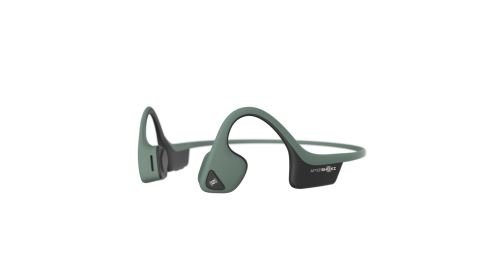 Ecouteurs Bluetooth AfterShokz Trekz Air Vert