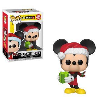 Figurine Funko Pop Mickey'S 90Th Holiday Mickey