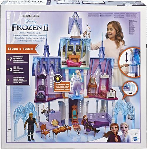 Château Arendelle Disney Frozen La Reine des Neiges 2