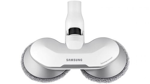 Double serpillière motorisée Samsung VCA-WB650A Blanc