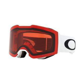 84ed334d996b3 5% sur Masque de ski Oakley Fall Line Prizm™ Blanche et rouge ...