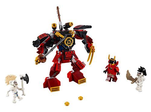 70665 Le Samouraï Lego® Ninjago Robot JcTlF1K3