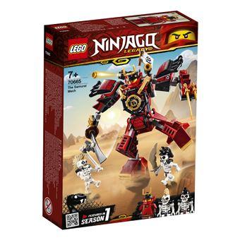 LEGO® Ninjago 70665 Le robot samouraï