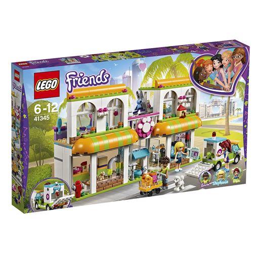 LEGO® Friends 41345 L'animalerie d'Heartlake City