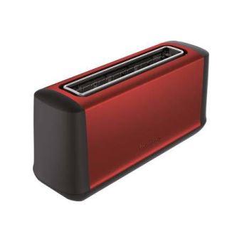 grille pain moulinex subito select ls340e11 rouge achat prix fnac. Black Bedroom Furniture Sets. Home Design Ideas