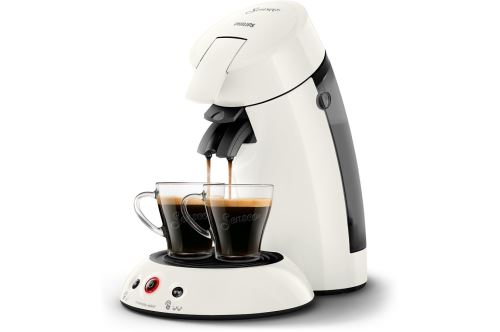 Machine à café à dosettes Philips Senseo Original HD6554/12 1450 W Blanc