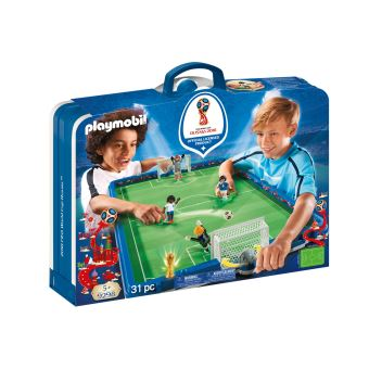 Playmobil 9298 Stade de foot transportable FIFA Russie 2018™