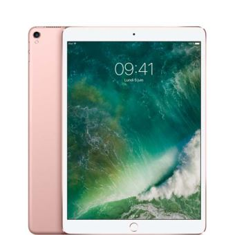 "Apple iPad Pro 10.5"" - 512GB SSD - Wifi & Cellular - Rose Gold"