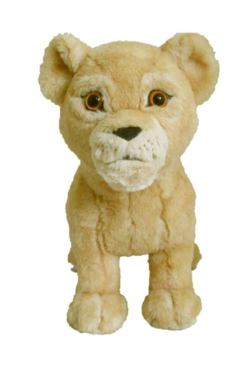 Peluche Disney Le Roi Lion Jumbo 43 cm Modèle aléatoire