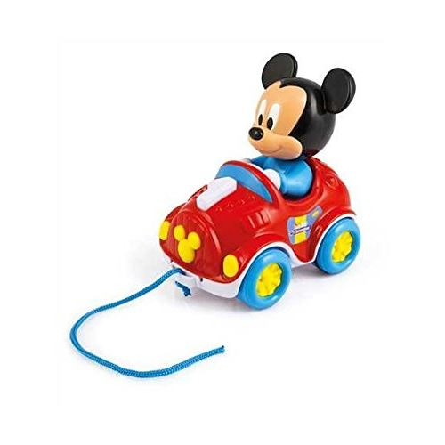 Voiture à tirer Clementoni Baby Mickey