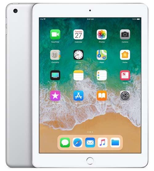 Apple iPad 32 Go WiFi Argent 9.7 Nouveau