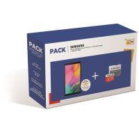 Fnac Pack Samsung Galaxy Tab A 10.1 32GB Wifi Zwart + Micro SDXC Evo-kaart + 32 GB