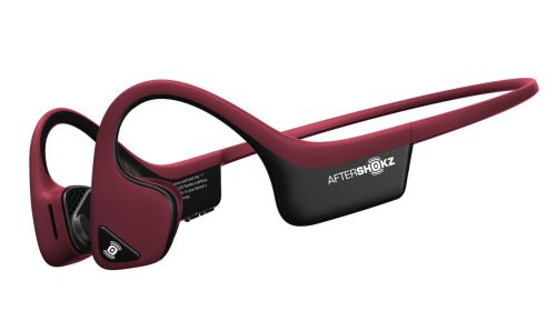 Ecouteurs Bluetooth AfterShokz Trekz Air Rouge