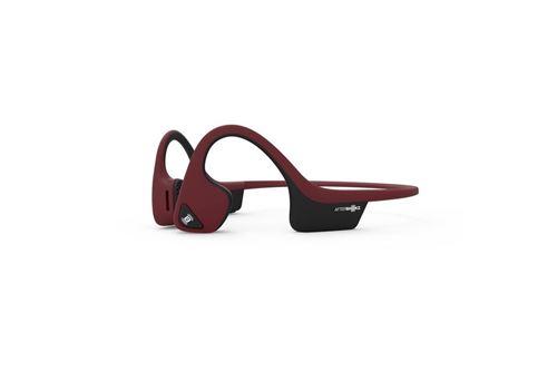 Casque sport à conduction osseuse Aftershokz Trekz Air Red