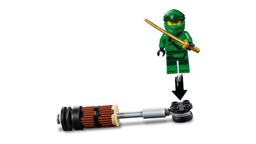 De Spinjitzu Ninjago Le Monastère Lego® 70670 DH2EWeI9Yb