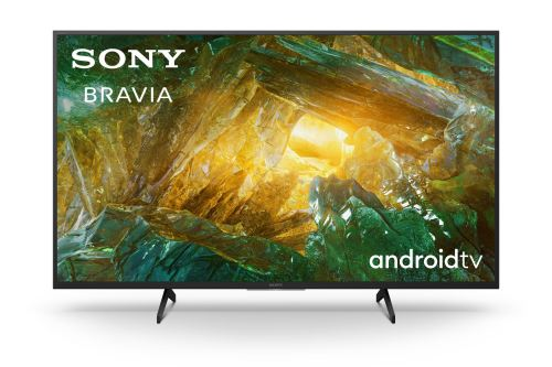 "TV Sony KD55XH8096BAEP 4K HDR LED Smart TV 55"""""""" Noir - Téléviseur LCD 44"" à 55""."