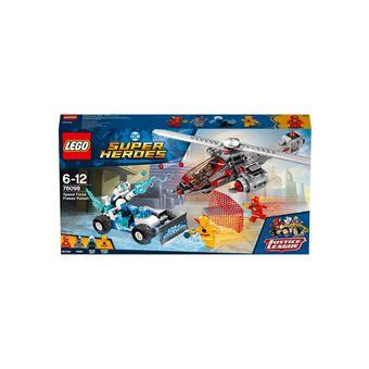 LEGO® DC Comics Super Heroes 76098 Le combat de glace