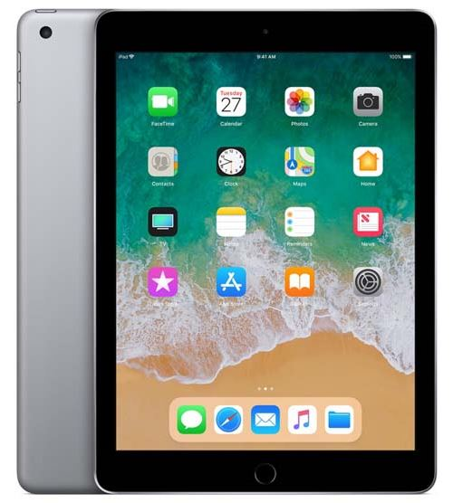 Apple iPad 128 Go WiFi Gris Sidéral 9.7 Nouveau
