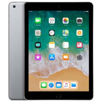 Apple iPad 128 Go WiFi Space Grey 9.7""