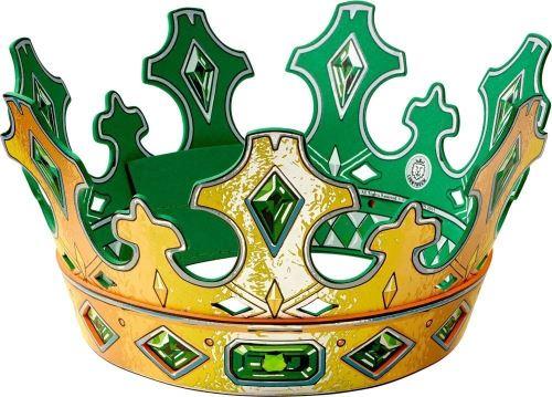 Couronne du roi Emeraude Liontouch
