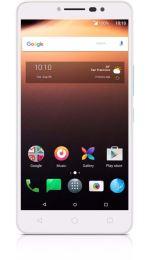 ALCT Smartphone Alcatel A3 XL Double SIM 16 Go Blanc et bleu