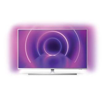 TV Philips The One 58PUS8545 58 '' LED 4K UHD Smart TV Ambilight Argent