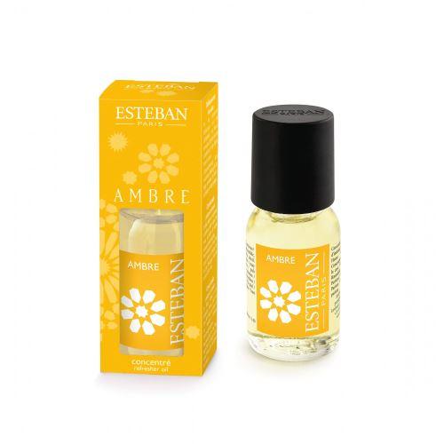 Concentre de parfum Esteban Ambre