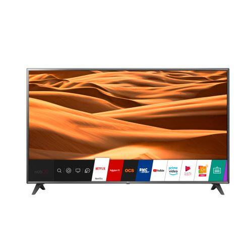 """Plus de détails TV LG 75UM7110PLB 4K Ultra HD 75"""" Noir"""