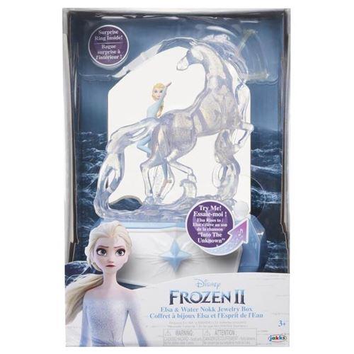 Coffret à bijoux La reine des neiges Elsa et l'Esprit de l'Eau
