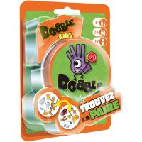 Jeu d'observation et de rapidité Asmodee Dobble Kids