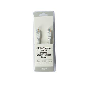 Câble Temium Ethernet RJ45 1 m