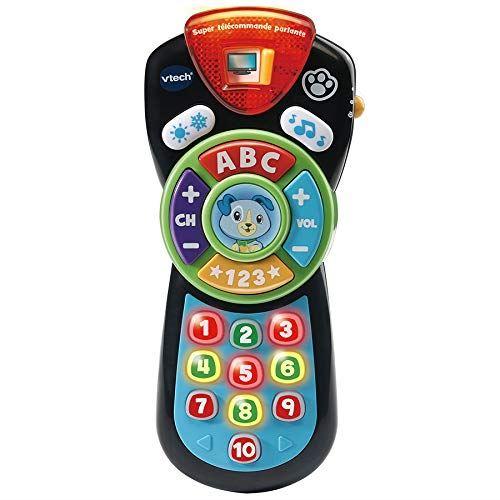 Jeu d'éveil interactif Vtech Baby Super Télécommande Parlante