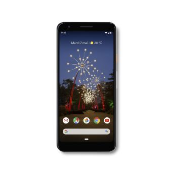Google Pixel 3a Smartphone 64GB Wit Fnac Exclusive