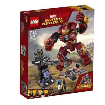LEGO® Marvel Super Heroes 76104 Le combat de Hulkbuster