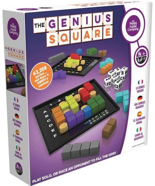 The Genius Square The Happy Puzzle Company