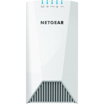 Répéteur universel WiFi Netgear AC2200 EX7500 Tribande Blanc
