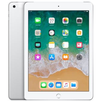 """Apple iPad 32 Go WiFi + 4G 9.7"""" Zilver Nieuw"""