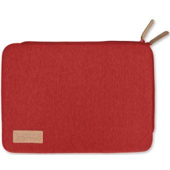 """Housse Port Designs Torino Sleeve Rouge pour PC Ultra-Portable de 13.3"""" à 14"""""""